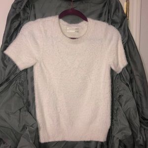"""Awesome Anthropologie """"Suite Sweater Tee"""""""